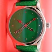 Ambidestro verde 1200