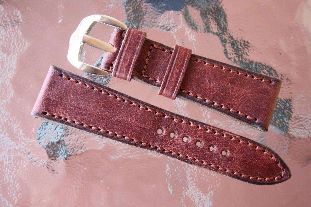 Cinturino marrone