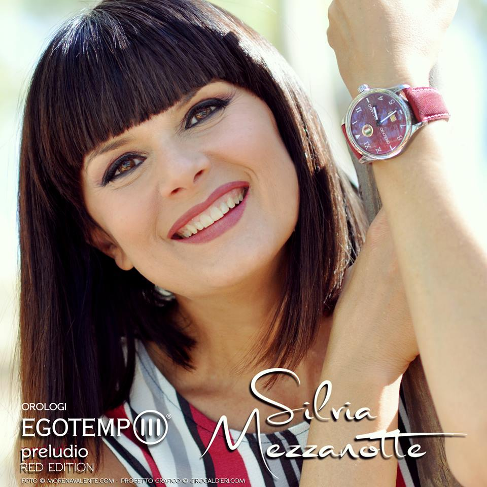 SILVIA MEZZANOTTE and RED PRELUDIO by EGOTEMPO